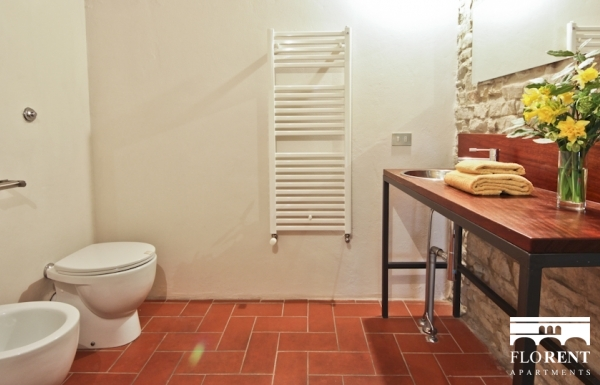 Pitti Studio Apartment bathroom 4