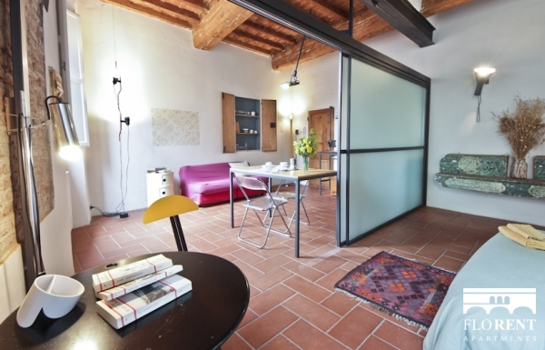 Pitti Studio Apartment panoramic