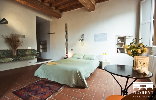 Pitti Studio Apartment bedroom 3
