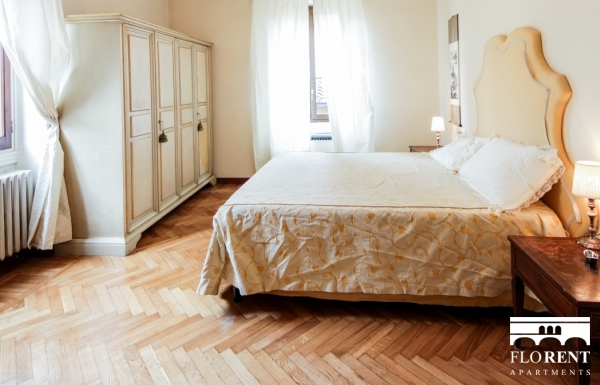 Luxury Suite on Ponte Vecchio second bedroom