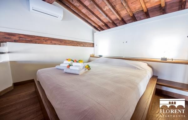 Suite Maggio second bedroom