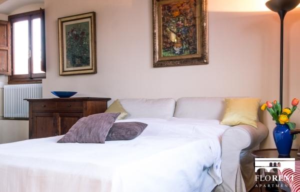 Suite Maggio bedroom