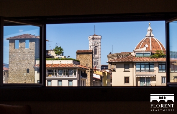 Suite Skyline in Florence view Duomo
