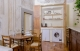 Magnoli Frescos Apartment dining room and kitchen
