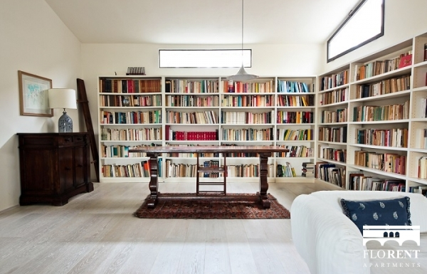 Suite in Beccaria library