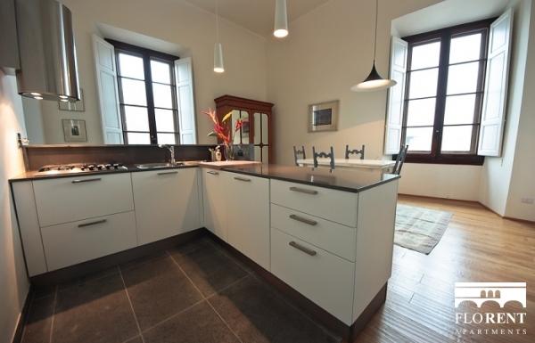 Suite in Beccaria kitchen