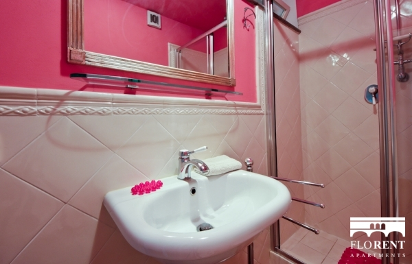 Apartment in Santo Spirito bathroom 2