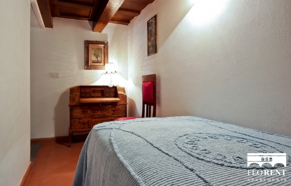 Apartment in Santo Spirito third bedroom