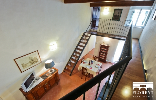 Apartment in Santo Spirito panoramic 2