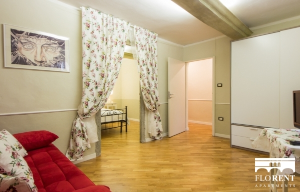 Florence Apartment second bedroom 2