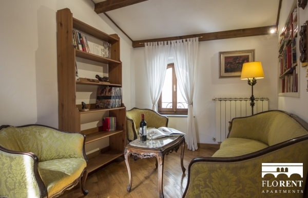 Burella Apartment relax room
