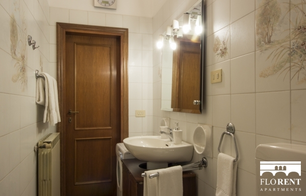 Burella Apartment bathroom