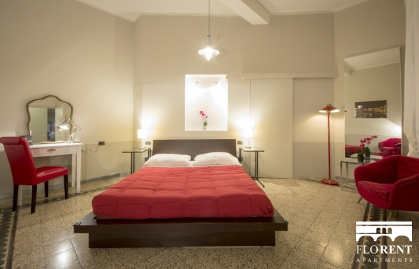 Borgo Albizi House bedroom 2