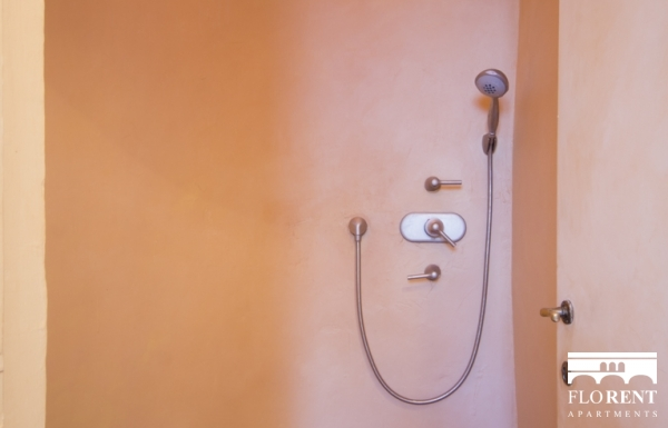 Magnoli Terrace bathroom shower