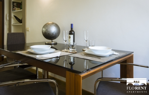 Suite Guicciardini dining room 5