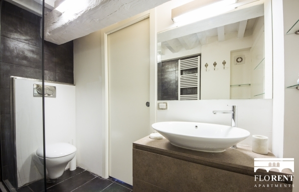 Suite Guicciardini bathroom