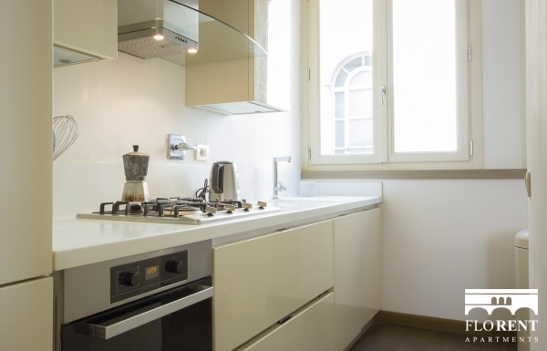 Suite Guicciardini kitchen