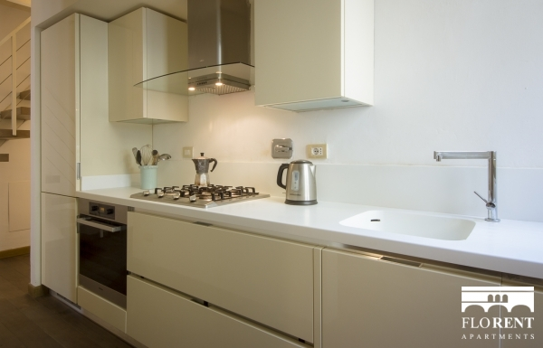 Suite Guicciardini kitchen 2