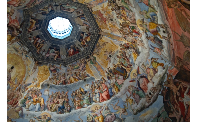 construction-brunelleschi-dome-florence-inside