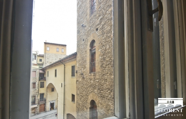 Ponte Vecchio Apartment view