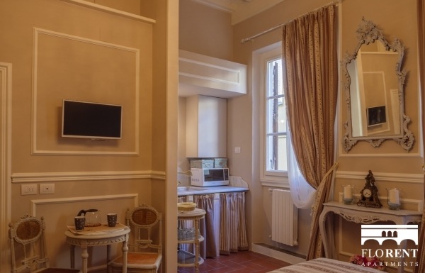 Santa Monaca Studio Apartment