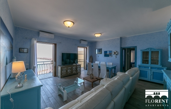 Argentario Blue Balcony