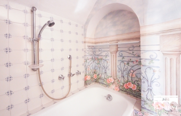 Luxury Flat over Ponte Vecchio bathroom 3