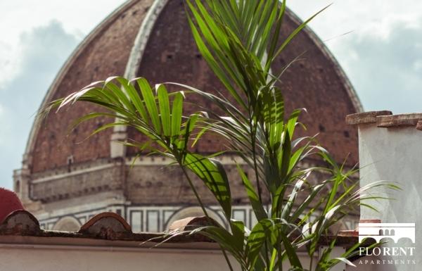 Luxury Duomo Terrace view Duomo 2