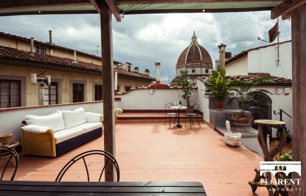 Luxury Duomo Terrace terrace view Duomo