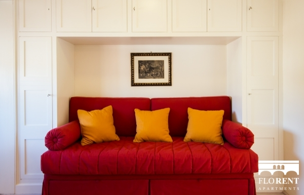 Suite Skyline in Florence sofa