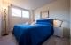 Suite Skyline in Florence bedroom