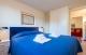 Suite Skyline in Florence bedroom 2