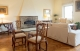 Accommodation on Ponte Vecchio living room