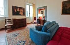 Apartment in Santo Spirito bedroom