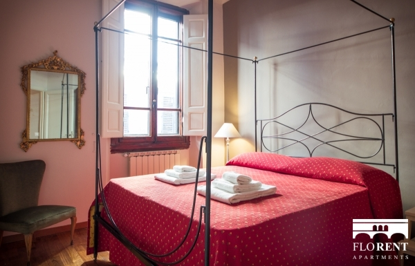Sant Egidio Accommodation bedroom 1