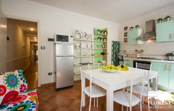 Florence Apartment kitchen 2