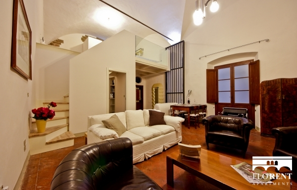 Luxury Loft in Florence panoramic 2