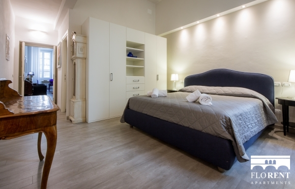Duomo Luxury Suite second bedroom 2