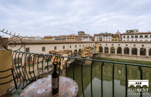 Ponte Vecchio Luxury Terrace
