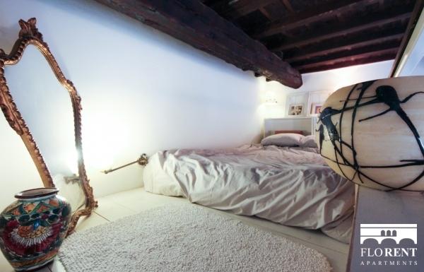 Luxury Studio in Florence second bedroom 2