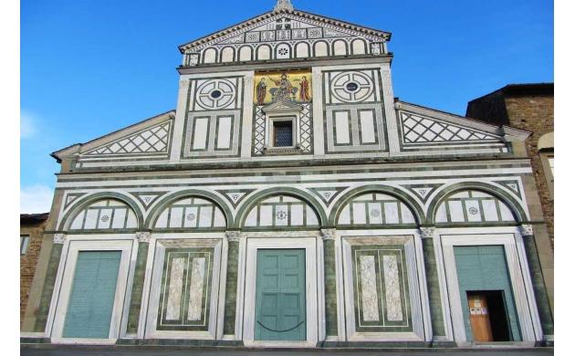 basilica-san-miniato-monte-florence-facade