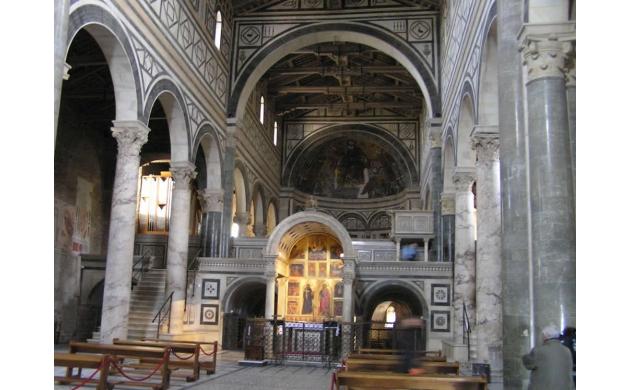 basilica-san-miniato-monte-florence-interior
