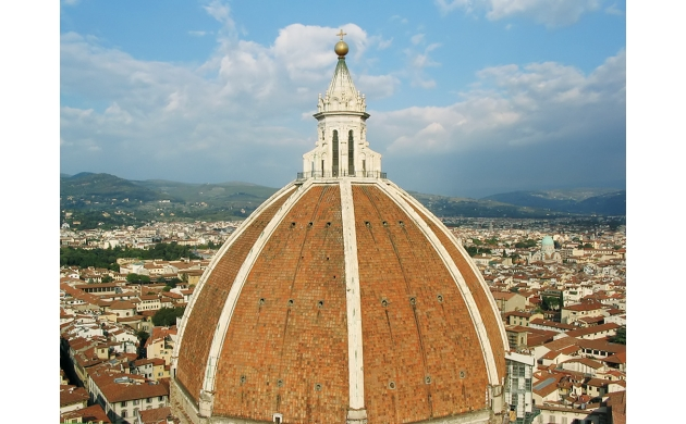 construction-brunelleschi-dome-florence-top